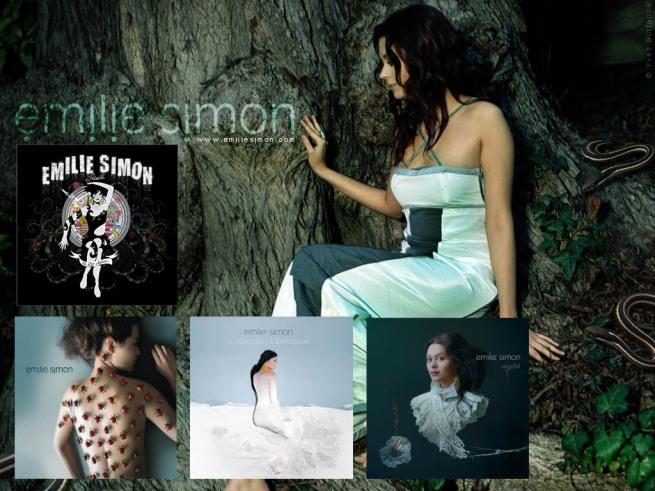 discographie emilie simon