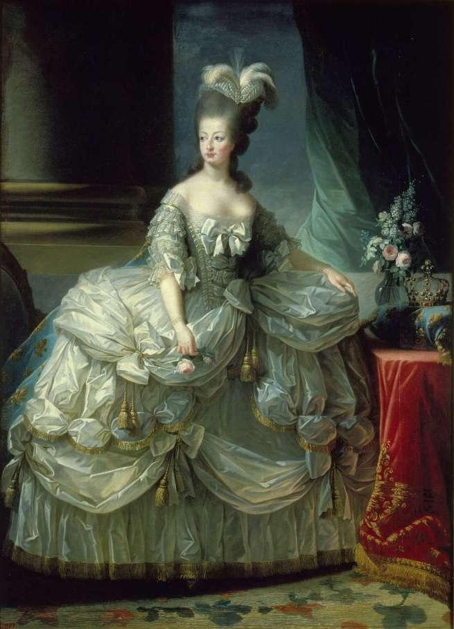 Marie-Antoinette en jogging.